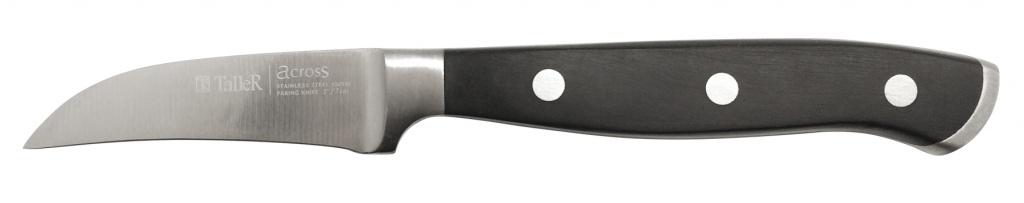 Купить Нож Для Чистки Изогнутый Taller Tr-2026